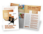 Business Concepts: Children's Surprise Brochure Template #03270