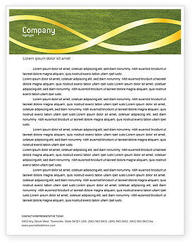 Happiness Letterhead Template, 03273, Consulting — PoweredTemplate.com