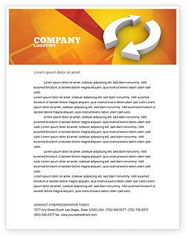 3D: Refresh Letterhead Template #03278