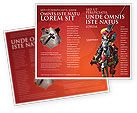 Education & Training: Knight Brochure Template #03285