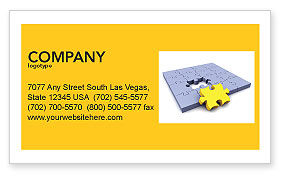Rede Business Card Template