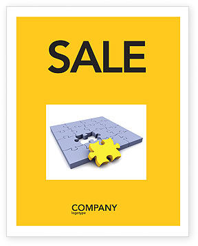 Business Concepts: Rede Sale Poster Template #03290