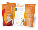 Careers/Industry: Carrière Jump Brochure Template #03296