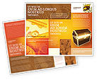 Business Concepts: Treasure Brochure Template #03343