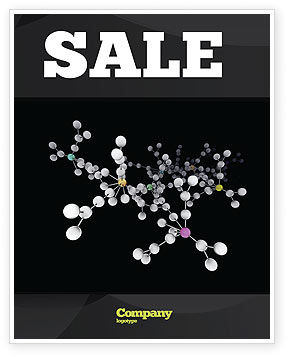 Technology, Science & Computers: Polymer Sale Poster Template #03364