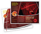 Art & Entertainment: Premiere Brochure Template #03369