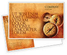 Careers/Industry: Quest Postcard Template #03384