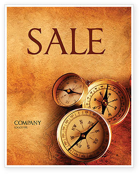 Quest Sale Poster Template