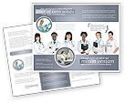 Medical: Medical Interns Brochure Template #03390