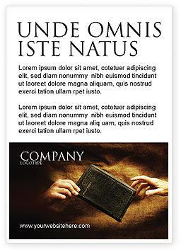Religious/Spiritual: Christianity Ad Template #03436