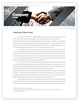 Business: Concord Letterhead Template #03449