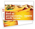 Nature & Environment: Oasis Postcard Template #03452