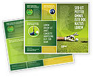 Business Concepts: One Step Brochure Template #03465
