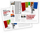 Education & Training: Keuzes Brochure Template #03476