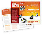 Education & Training: Education Programs Brochure Template #03489