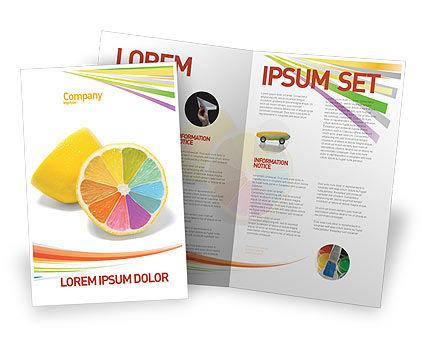 Color Diversity Brochure Template