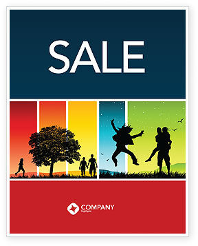 Summer Time Sale Poster Template, 03503, Holiday/Special Occasion — PoweredTemplate.com