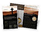 Religious/Spiritual: Memento Mori Brochure Template #03510