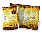 Abstract/Textures: Fairy Tale Brochure Template #03523