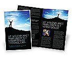People: The Top Brochure Template #03546