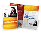 Careers/Industry: Networking Brochure Template #03552