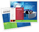 Abstract/Textures: Business Evaluation Brochure Template #03560