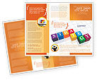 Business Concepts: Strategy Brochure Template #03563