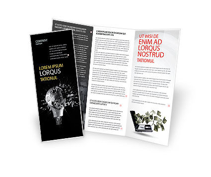 Insight Brochure Template