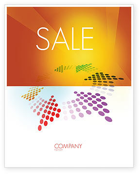 Cycle Sale Poster Template