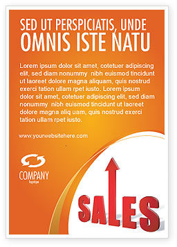 Sales Ad Template for Advertising Needs, ID 03579 ...