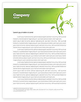 New Life Letterhead Template