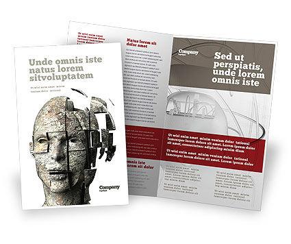 Cybernetician Brochure Template