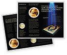 Religious/Spiritual: Plantilla de folleto - corán #03651