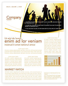Careers/Industry: Ensemble Newsletter Template #03657