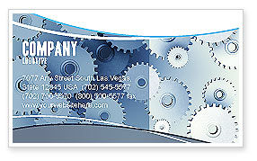 Business Concepts: Details Business Card Template #03677