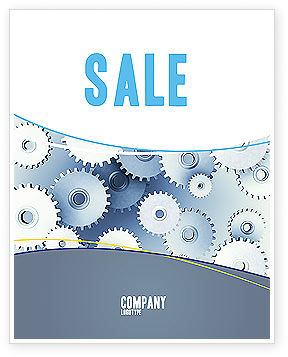 Details Sale Poster Template, 03677, Business Concepts — PoweredTemplate.com