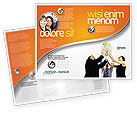 Business Concepts: Modello Brochure - Partnership globale #03682