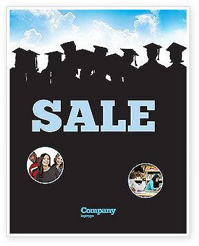Graduates Sale Poster Template