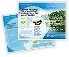 Nature & Environment: Landscape Brochure Template #03688