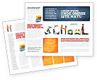 Education & Training: School Word Brochure Template #03693