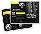 Cars/Transportation: Plantilla de folleto - tendencia #03712