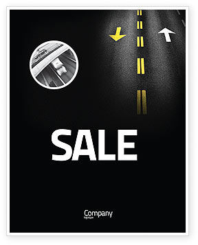 Cars/Transportation: Trend Sale Poster Template #03712
