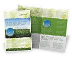 Nature & Environment: Wind Mills Brochure Template #03715