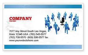 Business: Modello Biglietto da Visita - Sedile leader #03726