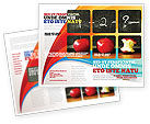 Education & Training: Arithmetic In School Brochure Template #03728