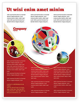 Sports: World Cup Flyer Template #03743