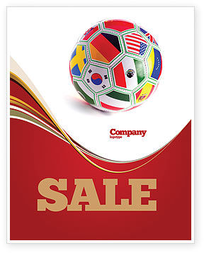 Sports: World Cup Poster Template #03743