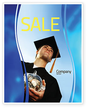 Paid Education Sale Poster Template in Microsoft Word, Publisher ...