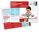 Education & Training: Kid Learning Brochure Template #03759