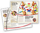 Education & Training: Mosaic Brochure Template #03766